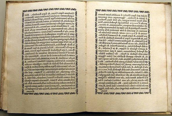 Manuscript Volume Ancient Antique Book Old Documen
