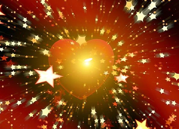 Heart Emotion Interstellar Starry Sky Star Sun Gal