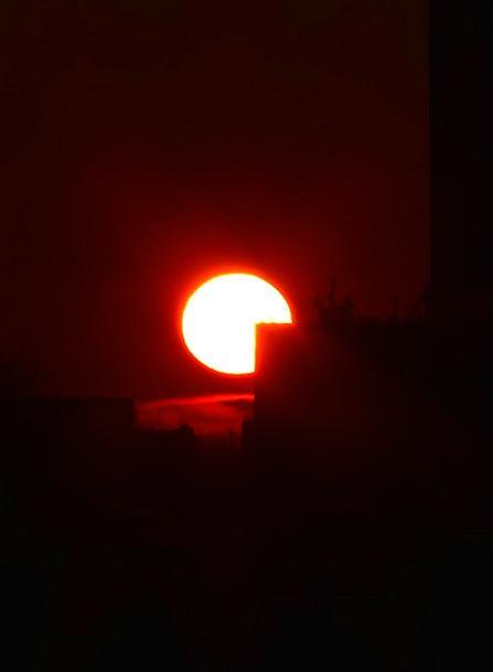 Sun Vacation Travel Fireball Meteor Solar Disk Sil