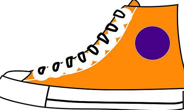 Converse Opposite Fashion Beauty Orange Carroty Sh