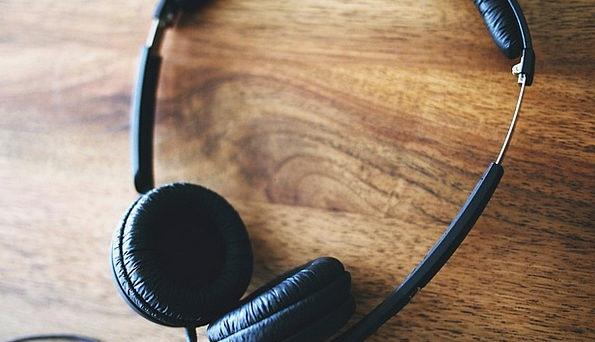 Headphones Phones Music Melody Listening To Music