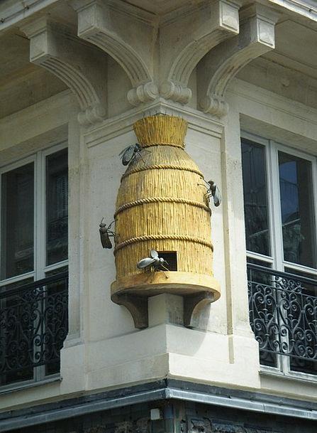 Bees Buildings Darling Architecture Beekeeping Hon
