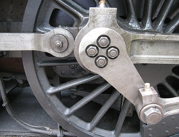 Wheel Helm Craft Train Industry Railway Locomotive