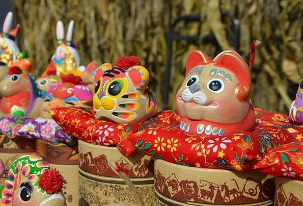 Ceramic Earthenware Dolls China Porcelain Toys Cul