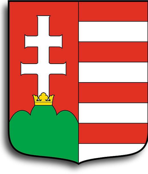 Coat Fur Coa Arma Hungary Hun Hungarian Free Vecto