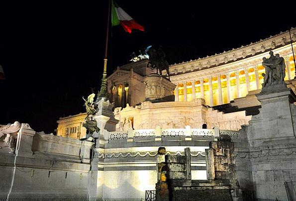 Rome Buildings Table Architecture Altare Della Pat