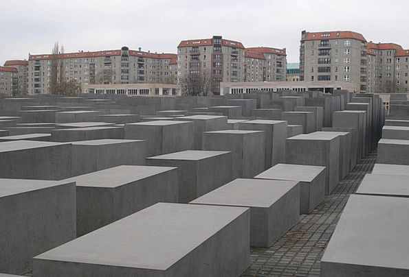 Holocaust Buildings Architecture Berlin Jewish Her