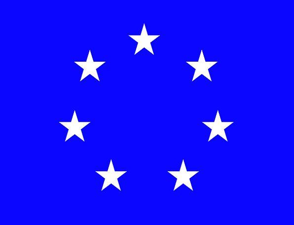 Flag Standard Costars Confederate Allied Stars Blu