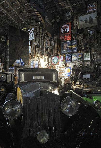 Oldtimer Traffic Gallery Transportation Car Museum