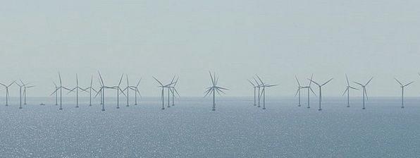 Windräder Vacation Travel See Understand Wind Park
