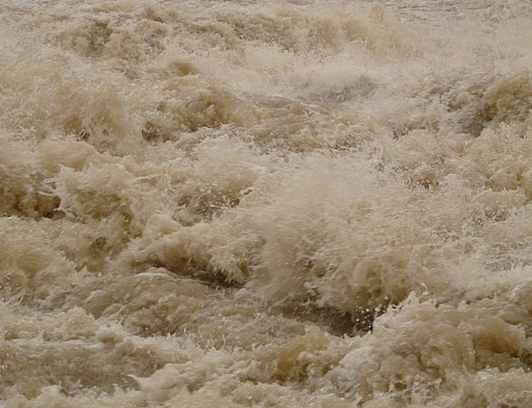 Water Aquatic Rapids Torrents High Water Inject Va