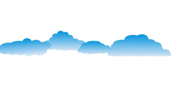 Clouds Vapors Tempest Sky Blue Storm Free Vector G