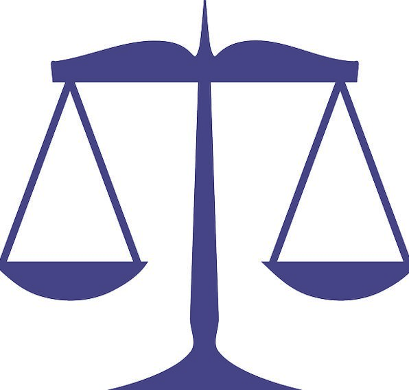 Scales Balances Fairness Balance Equilibrium Justice Symbol