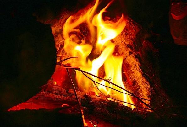 Bonfire Vacation Passion Travel Camping Go camping