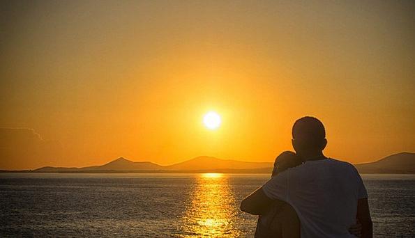Romantic Idealistic Vacation Travel Holiday Break