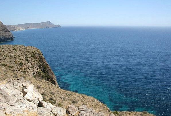 Cabo De Gata Landscapes Sceneries Níjar Almeria Be