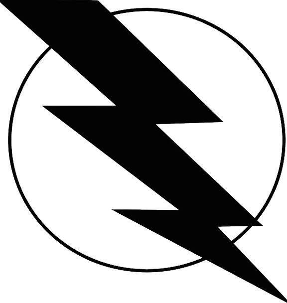 Electric Symbol Lightning. Free Lightning Clipart Public Domain ...