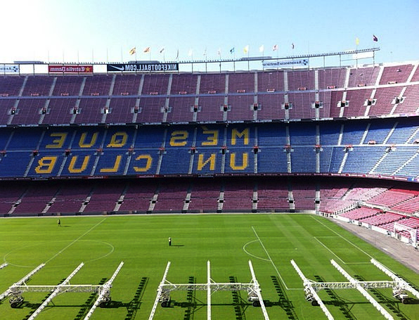Estadio Barcelona Camp Nou Fc Barcelona