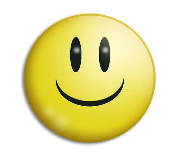 Smile Beam Content Happiness Contentment Happy Hap