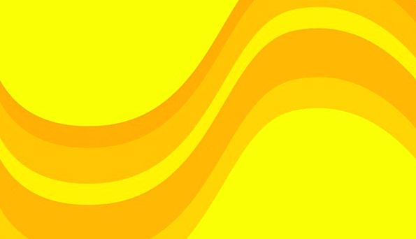 Backgrounds Upbringings Creamy Waves Surfs Yellow