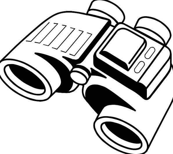 Binoculars Eyeglasses Increase Tool Instrument Enl