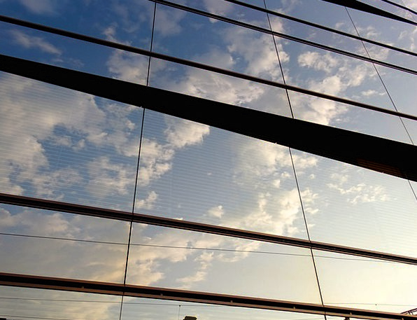Facade Frontage Buildings Vapors Architecture Mirr