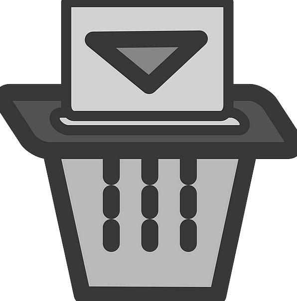 Shredder Abolish Paper Newspaper Destroy Cut Trash