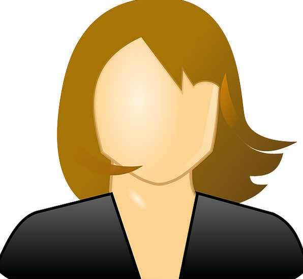 Anonymous female image #1