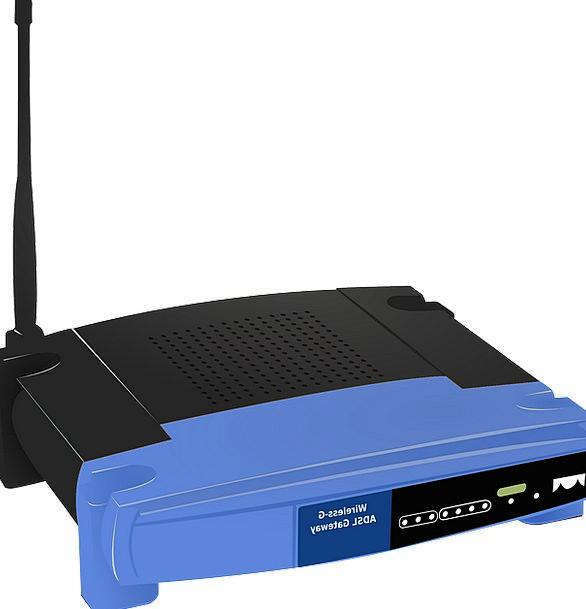 Router Communication Net Computer Wireless Network