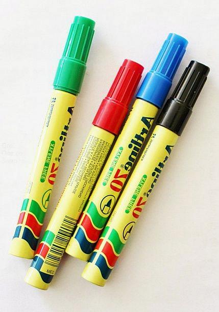 Edding Pens Coops Felt-Tip Pen Flipchart Blue Gree