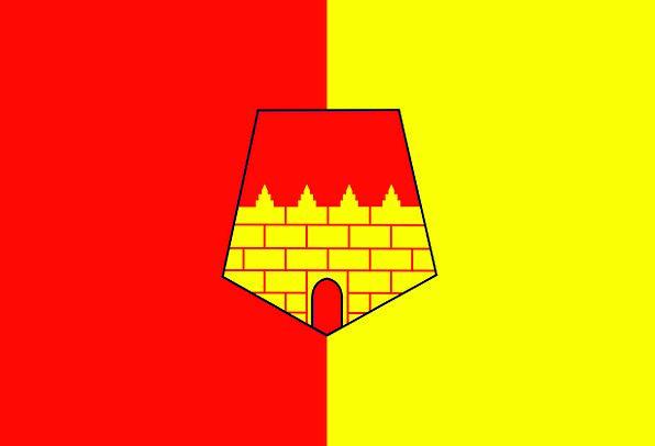Oujda-Angad Standard Province Area Flag Morocco Ou