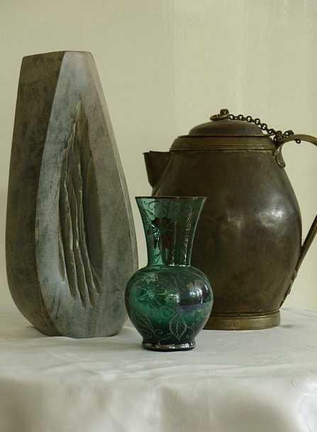 Still Life Painting Vase Urn Art Image Copy Can Co
