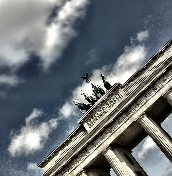 Berlin Buildings Architecture Building Structure B