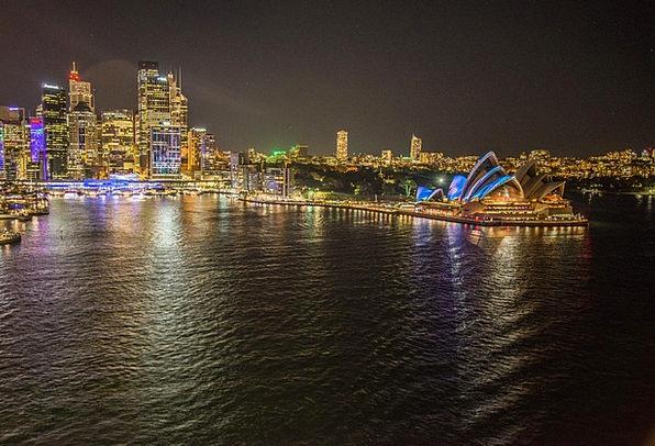 Sydney Sydney Harbour Australia Sydney Opera House