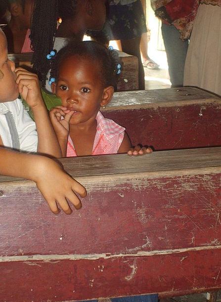 Carribean Holiday Break Dominican Republic Child Y