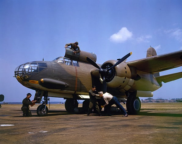 Bomber Aircraft Airplane Battle Bomber Fighter Air