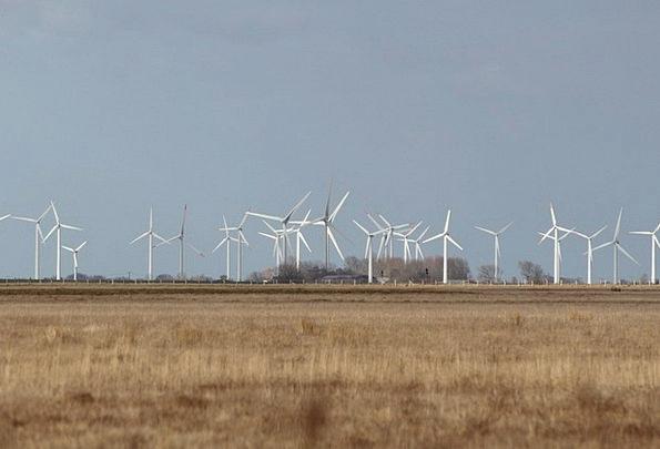 Wind Turbines Wind Power Wind Energy Dithmarschen