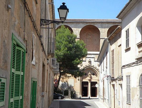 Cityscape Buildings Architecture Mallorca Petra Ho