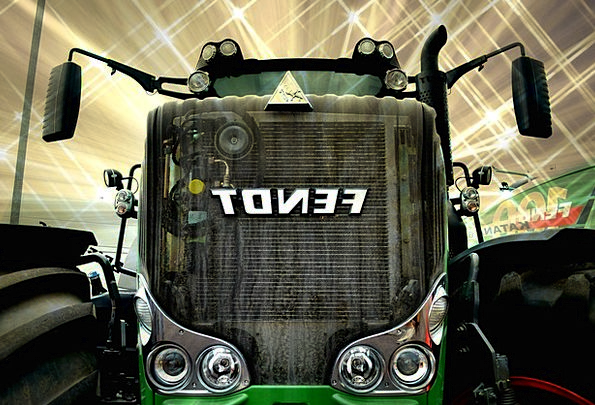 Tractor Agriculture Farming Fendt