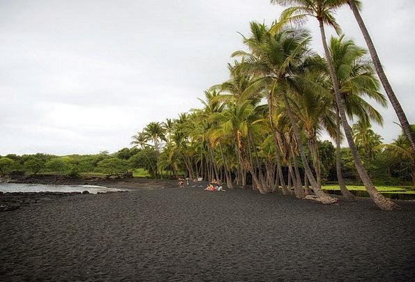 Big Island Vacation Travel Scenic Picturesque Hawa
