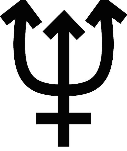 Neptune Earth Symbols Ciphers Planet Zodiac Astrol