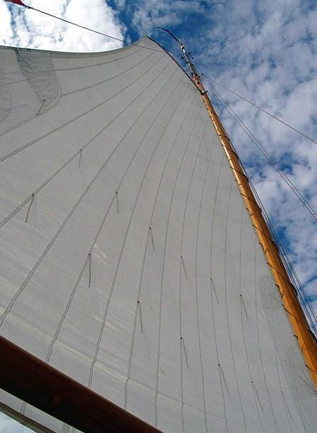 Sailboat Dinghy Vacation Pole Travel Sail Navigate