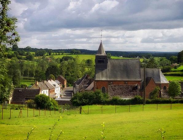 France Ecclesiastical Village Community Church Cou