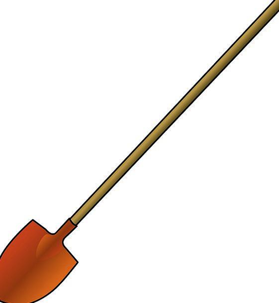 Shovel Spade Craft Instrument Industry Gardening H