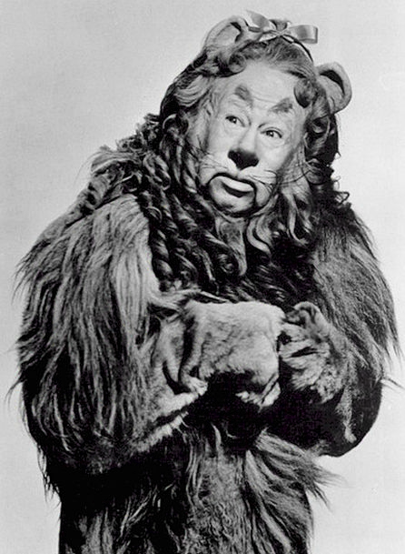 Bert Lahr Performer Cowardly Lion Actor Vintage Ch