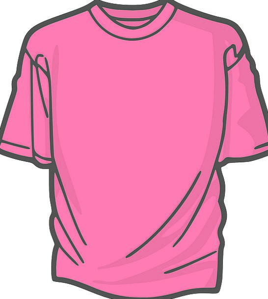 Shirt Blouse Fashion Flushed Beauty T-Shirt Pink D