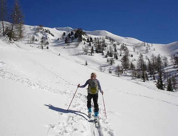 Ski Tour Ski Touring Ski Mountaineering Alpine Ski