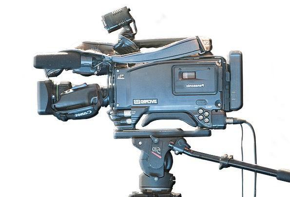 Video Camera Cinema Film Camera Tv Audiovisual Tar