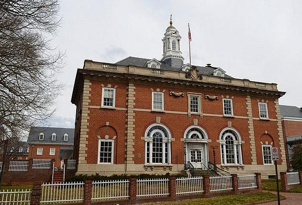 Annapolis Buildings Architecture Historical Past M