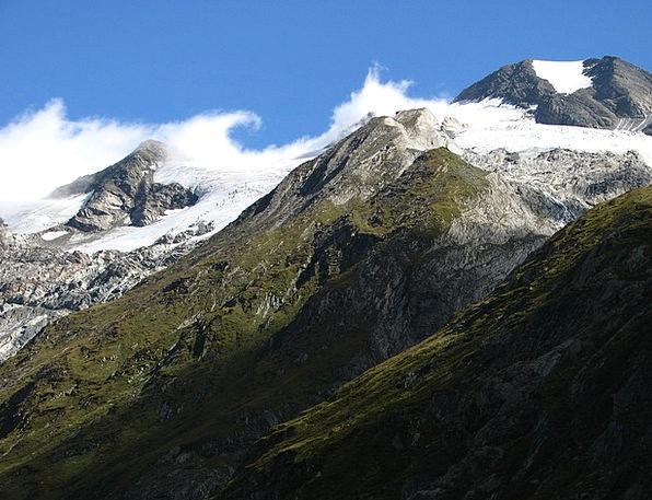 Mountain Crag Landscapes Vapors Nature Summit Conf